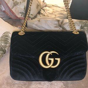 499b9aa7b98bab Women's Gucci Marmont Handbags | Poshmark
